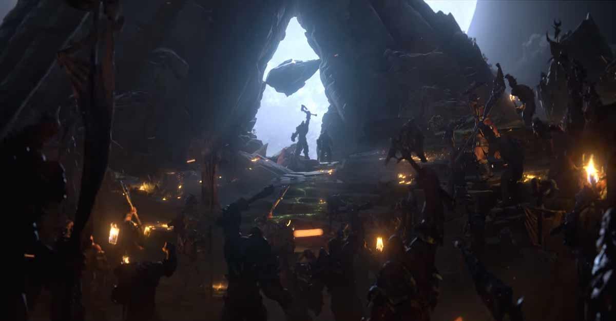 <span>Das Zeitalter des Eisens</span> – WoW: Warlords of Draenor ist da!