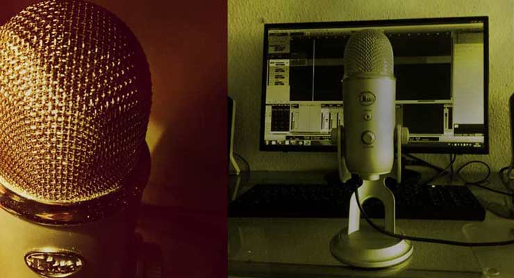 Yeti Blue Microphone Test | Review